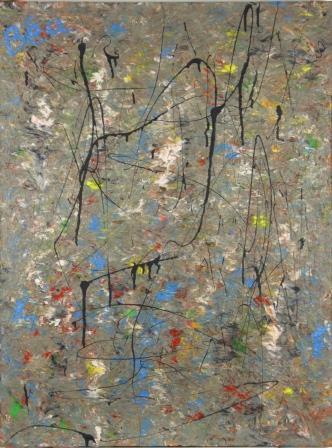 Peinture de Caroline Mabille