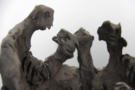 sculpture Charles Marko